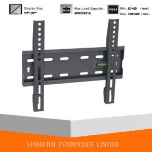 Economy Slim Fixed TV Wall Mount-Vesa 300*200mm pictures & photos