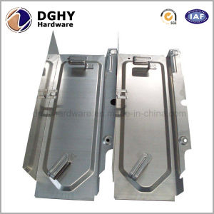 OEM/ODM High Quality CNC Punch Bending Cutting Sheet Metal Stamping Parts Made in China pictures & photos