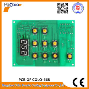 PCB of Newly Powder Coating Machine (COLO-668) pictures & photos