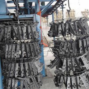 Overhead Hanger Type Shot Blasting Machine pictures & photos