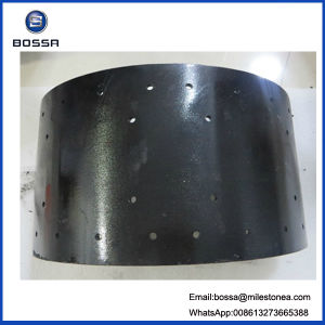 Brake Shoe Manufacturing Process 1244200720 Auto Spare Part Motorcycle Parts pictures & photos