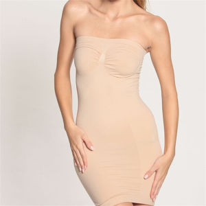 Ladies Tummy Control Tube Shaper Body Dress Underwear Slip Shapewear pictures & photos