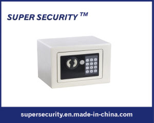 Small Size Electronic Hotel Safe (SJD17) pictures & photos