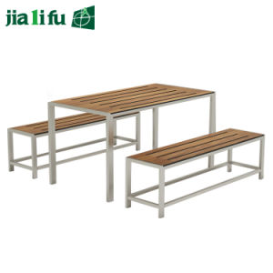 Phenolic Resin Dining Table and Chair Set pictures & photos