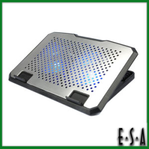 2015 High Performance Aluminum Soft Mesh CE& RoHS&FCC Laptop Cooling Pad, Cooling Ice Pad, Electric Laptop Cooling Pad G22A119 pictures & photos