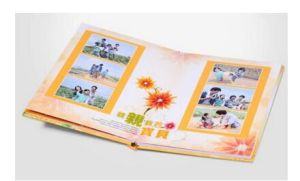 HS-PF500 Automatic Butterfly Photo Book Maker Machine/Album Machine pictures & photos