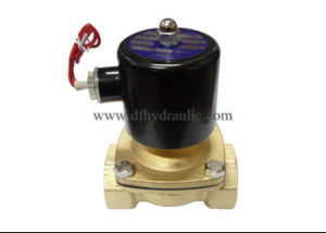 2/2 Way Direct Acting Solenoid Valve 2W400-40-AC380V pictures & photos