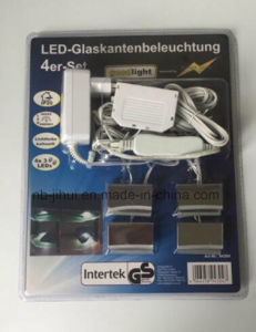 Set of LED Galss Light with Hand Switch pictures & photos