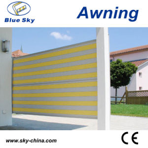 Aluminum Retractable Polyester Screen Awning pictures & photos