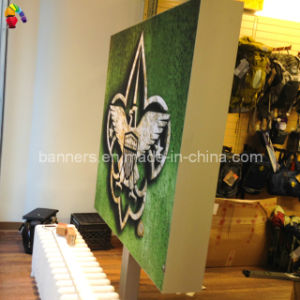 Advertising Aluminium Frame Fabric Poster pictures & photos