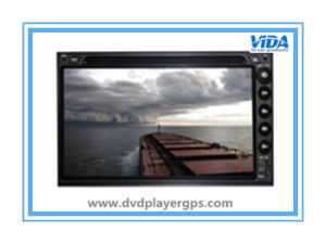 "2 DIN 6.95"" in-Dash Quad Core Car Stereo DVD Radio Player Android Touch Screen pictures & photos"