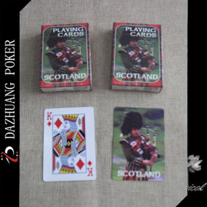 Customized Playing Cards for Scotland pictures & photos
