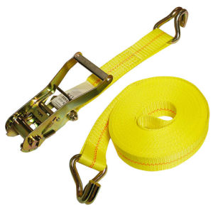 End Hook Tie Down Strap, Tow Truck pictures & photos