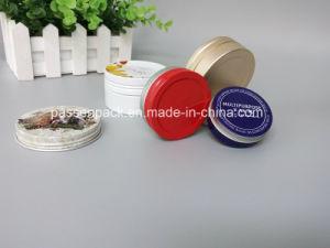 Cosmetic Aluminum Jar for Beard Blam (PPC-ATC-079) pictures & photos