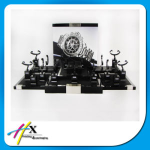 Brand New Acrylic Wooden Watch Display pictures & photos