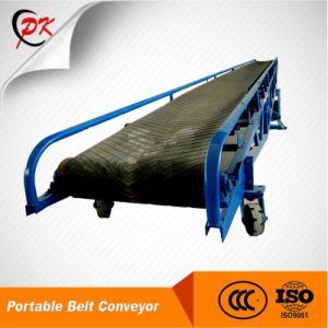 Portable Belt Conveyor/Movable Belt Conveyor pictures & photos