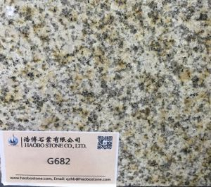 G682 Yellow Granite Tiles and Slabs Polished pictures & photos