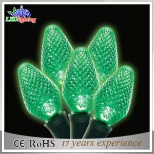 Outdoor Christmas Holiday Colorful Decoration LED C7 Light pictures & photos