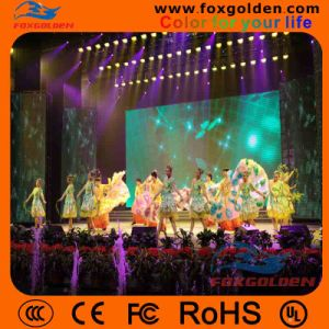 High Resolution P6 Indoor SMD Full Color LED Screen pictures & photos