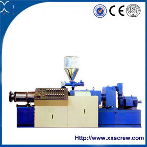 PVC Power Twin Screw Extruder Machine (SJSZ) pictures & photos