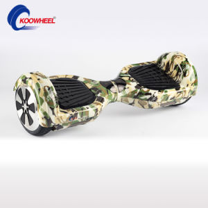 Outdoor Self Balance Camouflage Electric Vehicle in Stock (S36C) pictures & photos