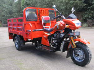 300cc Heavy Cargo Three Wheel Tricycle pictures & photos