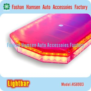 35.4 Inches Emergency Light Police Fire Amber LED Warning Lightbar pictures & photos