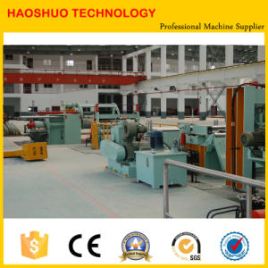 High Quality Steel Coil Slitting Cutting Machine pictures & photos