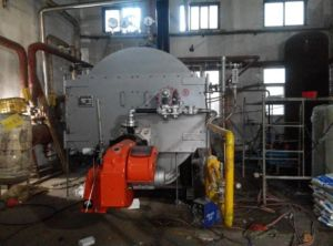 Oil and Gas Fired Hot Water Boiler for Central Heating pictures & photos