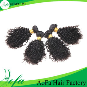 Wholesale Weaving Hair Extension Kinky Curly Hair for Braiding pictures & photos