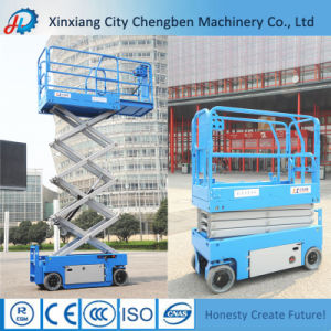 Stable Structure Mini Scissor Lift Table for 3% Discounts pictures & photos
