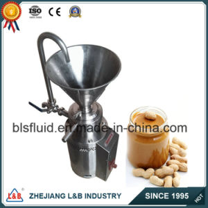 Stainless Steel Vertical Mini Peanut Butter Colloid Mill Machine pictures & photos