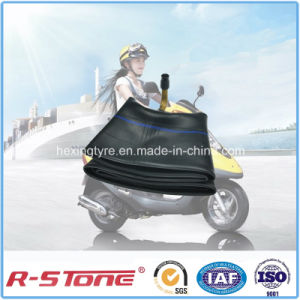 High Quality Butyl Motorcycle Inner Tube 3.00-10 pictures & photos