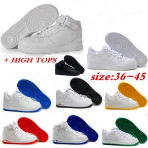 Skate Shoes Classic Shoes 14 Color Model Skateboarding Shoes Sports Cheap White Shoes OEM pictures & photos