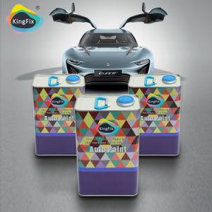Kingfix 2k Solid Colors Auto Maintenance Paint pictures & photos