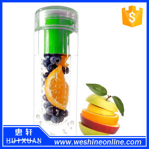 Fruit Infusion Water Bottle 20oz Fruit Infuser Bottle