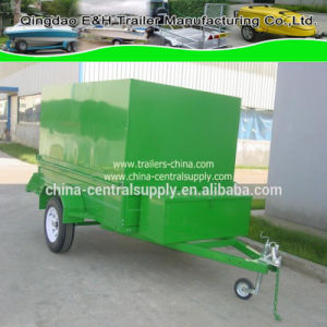 Manufacturer Buy 8X5 Box/Cage Trailer (CT0080G) pictures & photos