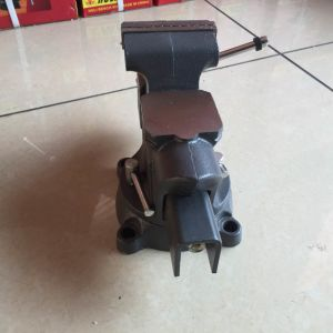 Stationary with Anvil Heavy Duty Type Bench Vise (HL) pictures & photos