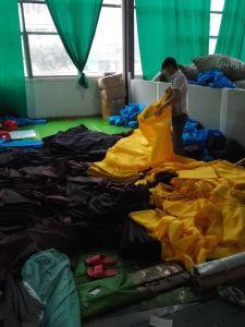 New Nylon Ripstiop Lamzaces Hangout Inflatable Bag pictures & photos