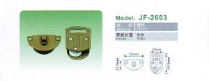 Jf-2603 Cupboard Hardware Sliding Door Wheel Truckle Series pictures & photos