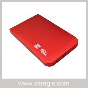 Full Aluminum HDD Enclosure Upper and Lower Lid with Slim pictures & photos