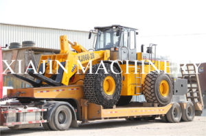 Used Komatsu Heavy Diesel Forklift Truck Used in Miner pictures & photos