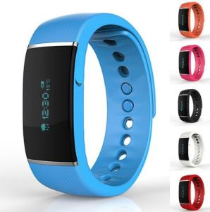 Smart Sport Wristband, Smart Bracelet E06 Bluetooth with OLED Touch Screen Waterproof IP67 Bluetooth Vibrating pictures & photos