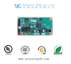 94V0 PCB for Android with Green Solder Mask pictures & photos