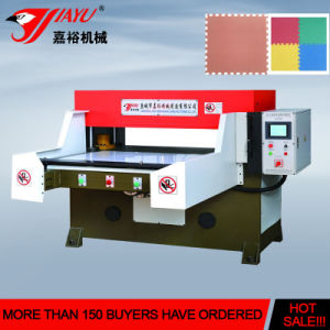 Low Price Shoemaking Hydraulic Four-Column Cutting Machine