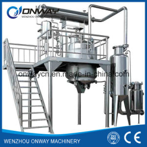 Rho High Efficient Factory Price Energy Saving Factory Price Hot Reflux Solvent Herbal Evaporator Extraction Equipment Solvent Extraction Machine pictures & photos