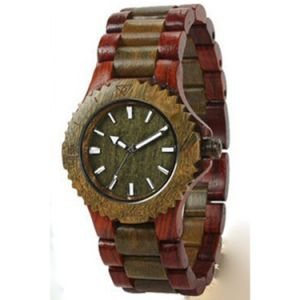 OEM Men′s and Women′s Wooden Watch Fashion Ebony Watch pictures & photos