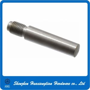 Machined External Threaded Dowel Pin pictures & photos