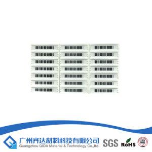 Barcode Label 58kHz EAS Am Label Supplier pictures & photos