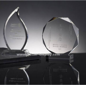 Wholesale Acrylic Trophy Blanks pictures & photos